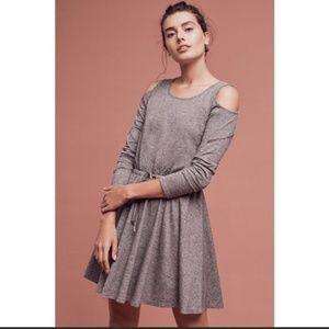Lili's Closet Cold Shoulder Dress